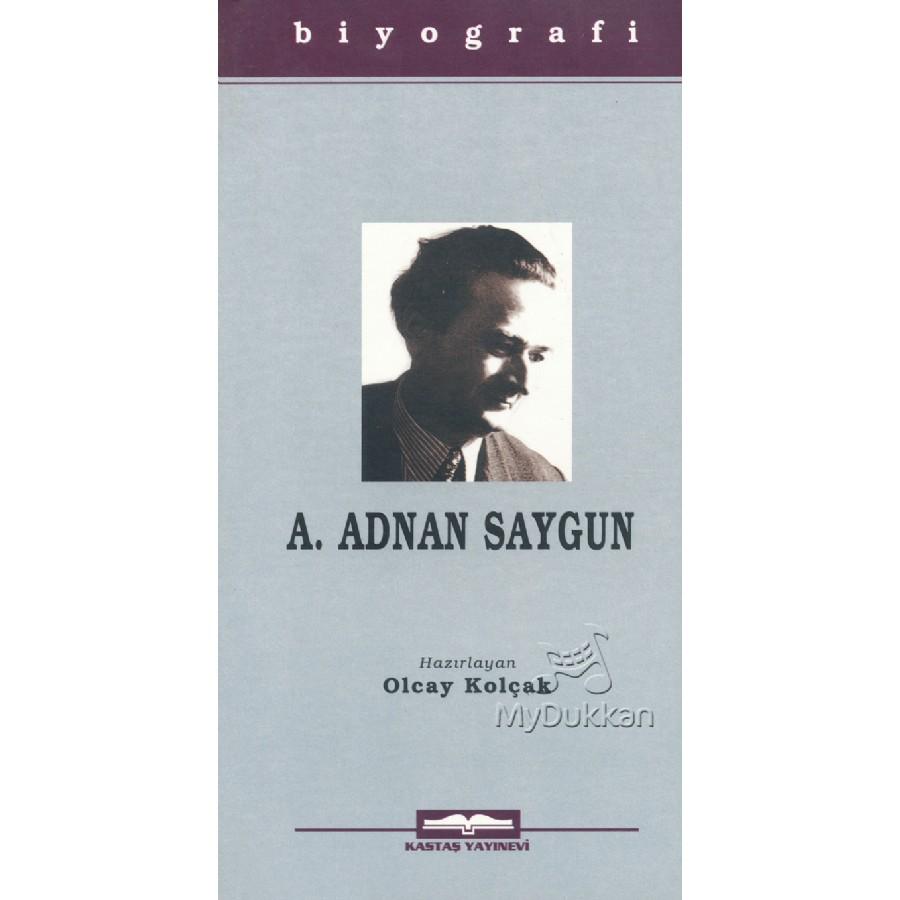 A. Adnan Saygun