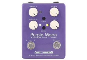 Carl Martin Purple Moon - Fuzz Pedalı
