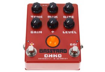 Okko Basstard - Bas Overdrive Pedalı