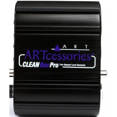 ART CLEANBoxPro - Dual Channel Level Converter