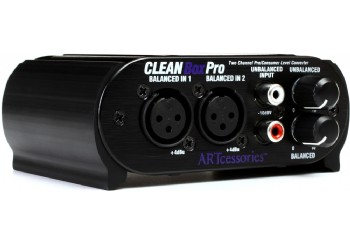 ART CLEANBoxPro - Dual Channel Level Converter - Dual Kanal Seviye Çevirici