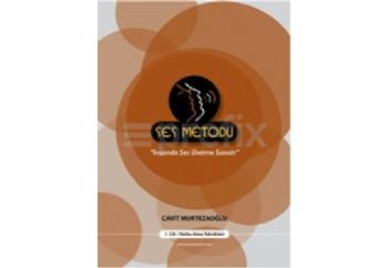 Ses Metodu 1 - Nefes Alma Teknikleri Kitap