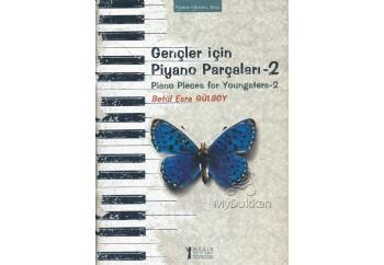 Gençler İçin Piyano Parçaları - 2 Kitap - Betül Esra Gülsoy