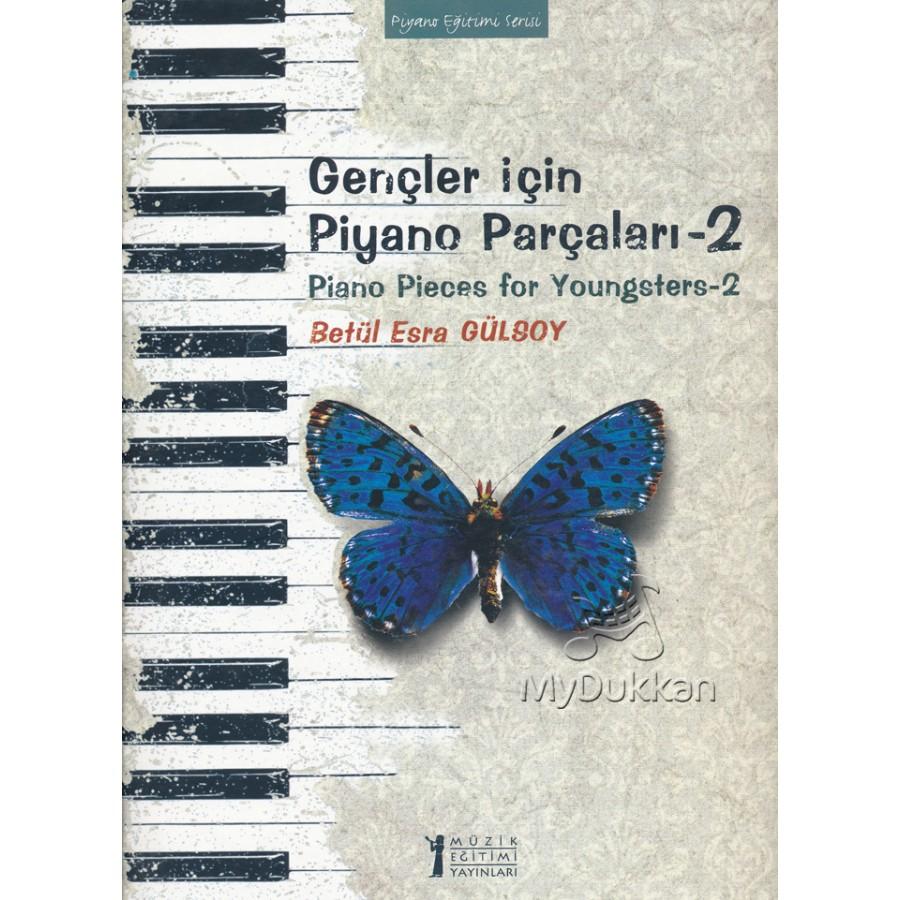 Gençler İçin Piyano Parçaları - 2