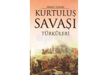 Kurtuluş Savaşı Türküleri Kitap - Yüksel Pazarkaya