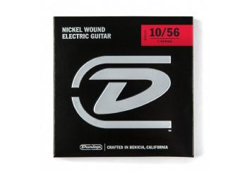 Jim Dunlop DEN1056 Electric Nickel Wound, Medium Light Takım Tel