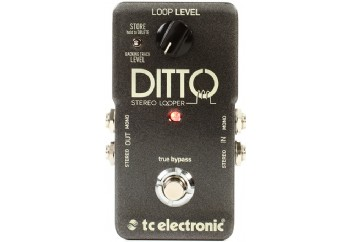 tc electronic Ditto Stereo Looper - Loop Pedalı
