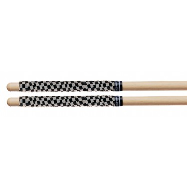 Promark SRCW White/Black Check Stick Rapp