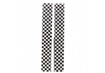 Promark SRCW White/Black Check Stick Rapp  - Baget Bandı