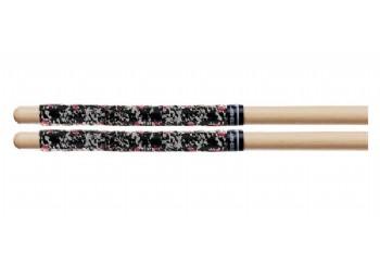 Promark SR3BLA Black Splatter Stick Rapp - Baget Bandı