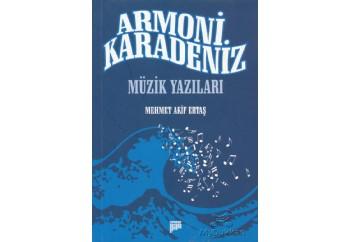 Armoni Karadeniz Kitap - Armoni Karadeniz
