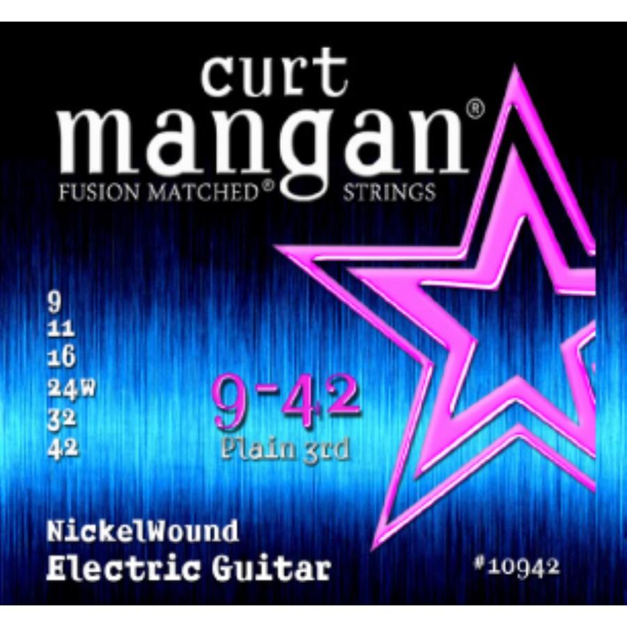 Curt Mangan 10942 Nickel Wound