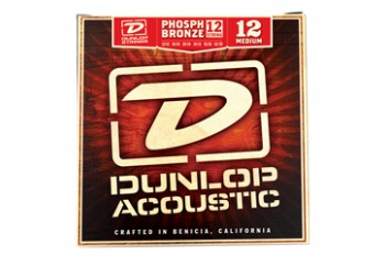 Jim Dunlop DAP1252J AG-PHB Medium Takım Tel