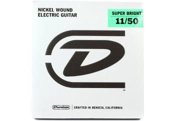 Jim Dunlop DESBN1150 Super Bright Electric Strings - Medum Heavy Takım Tel