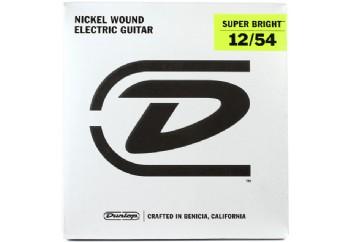 Jim Dunlop DESBN1254 Super Bright Electric Strings - Heavy Takım Tel