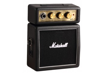 Marshall Micro Amps MS-2 Black - Mini Elektro Gitar Amfisi