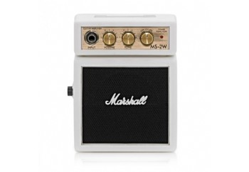 Marshall Micro Amps MS-2W White