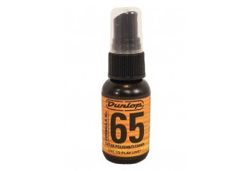 Jim Dunlop 651J Formula No.65 Guitar Polish & Cleaner