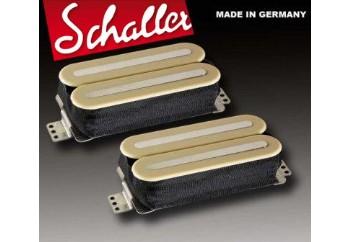 Schaller Hot Stuff Pickup Krem - Manyetik