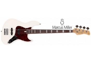 Marcus Miller By Sire V7  Alder (4 String) WH - White - Bas Gitar