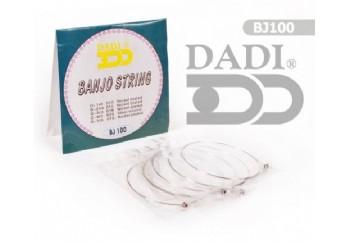 DADI BJ100 Takım Tel - Banjo Teli