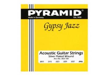 Pyramid 303100 Takım Tel - Akustik Gitar Teli 011-046