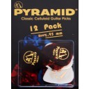 Pyramid Classic Celluloid Guitar Picks