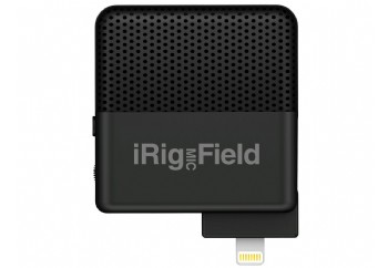 IK Multimedia iRig Mic Field - iPhone/iPod touch/iPad için Kayıt Mikrofonu
