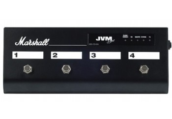 Marshall PEDL00045 JVM 4 Way Footswitch