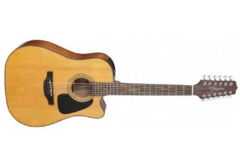 Takamine GD30CE-12 Natural - 12 Telli Elektro Akustik Gitar