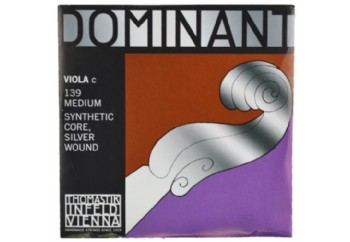 Thomastik Dominant 141 Medium C (Do) - Tek Tel - Viyola Teli