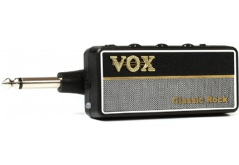 Vox amPlug 2 Classic Rock Guitar Headphone Amp - Kulaklık Amfisi