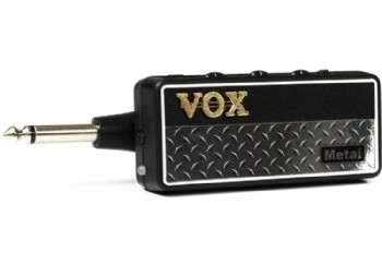 Vox amPlug 2 Metal Guitar Headphone Amp - Kulaklık Amfisi
