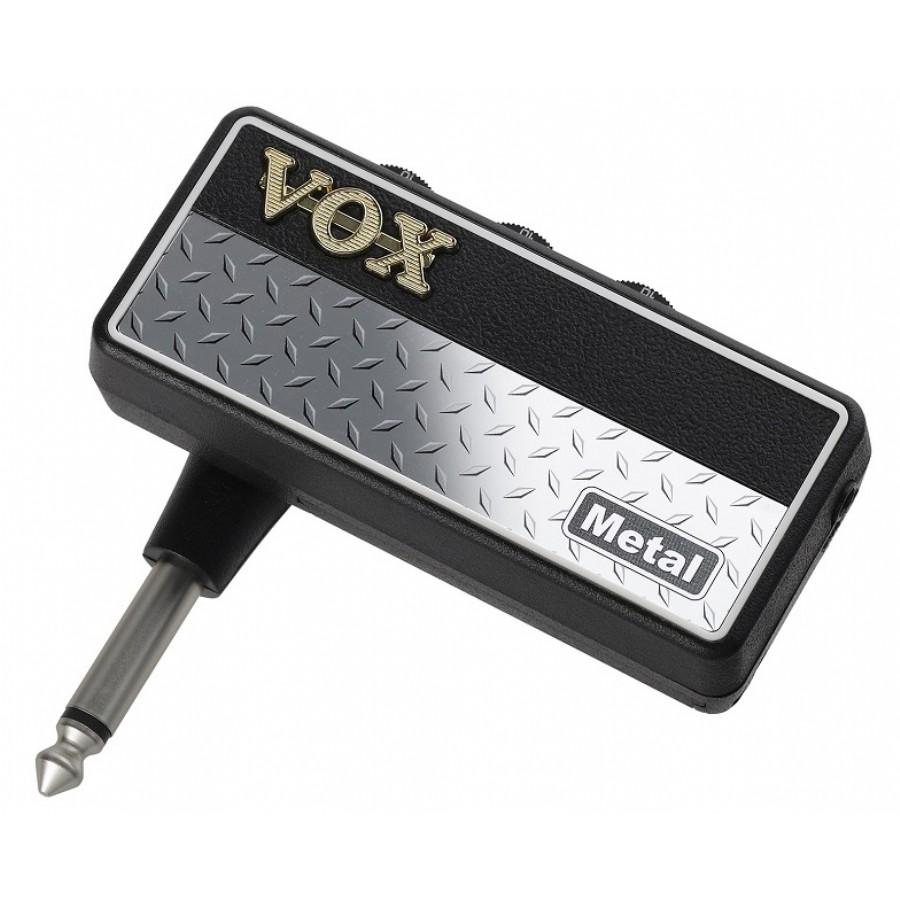 Vox amPlug 2 Metal Guitar Headphone Amp