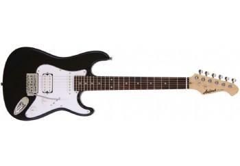 Aria STG-MINI BK - Black - Elektro Gitar
