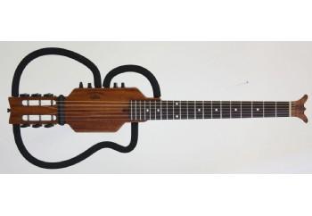 Aria AS-105S Sinsonido Steel Electric Guitar MH - Mahogany - Silent Gitar