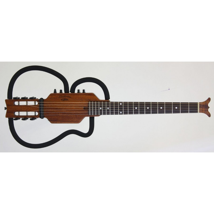 Aria AS-105S Sinsonido Steel Electric Guitar