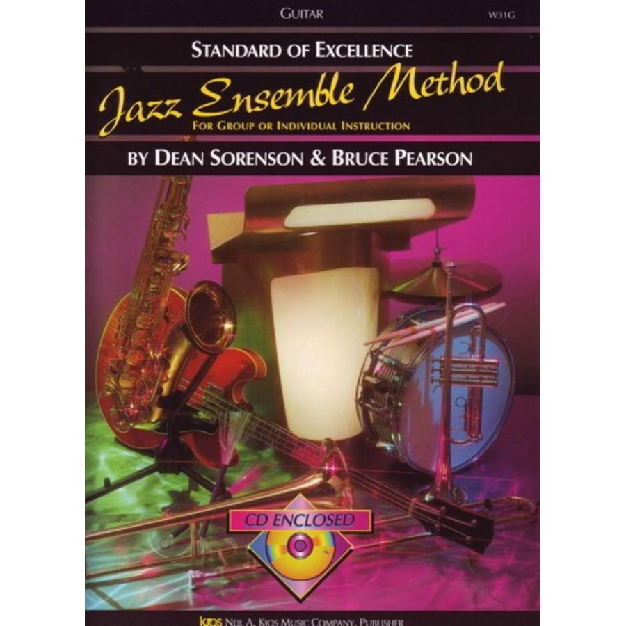 Kjos SOE Jazz Ensemble Metod (Guitar)