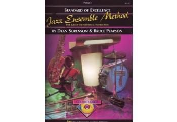 Kjos SOE Jazz Ensemble Metod (Piano) Kitap - Piyano Metodu