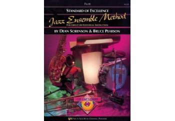 Kjos SOE Jazz Ensemble Metod (Flute) Kitap - Yan Flüt Metodu