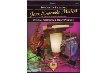 Kjos SOE Jazz Ensemble Metod (Clarinet) Kitap - Klarnet Metodu