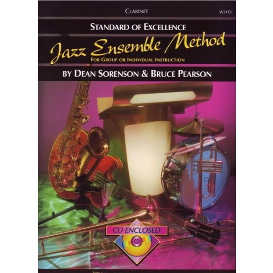 Kjos SOE Jazz Ensemble Metod (Clarinet)