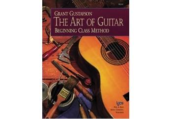 The Art of Guitar Beginning Class Method Kitap