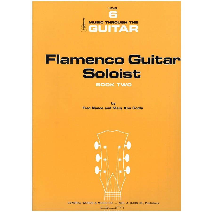 Flamenco Guitar Soloist Book 2