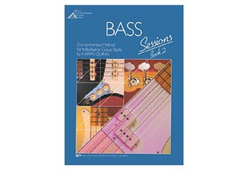 Bass Sessions Book 2 Kitap - Bas Gitar Metodu