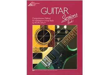 Guitar Sessions Book 1 Kitap