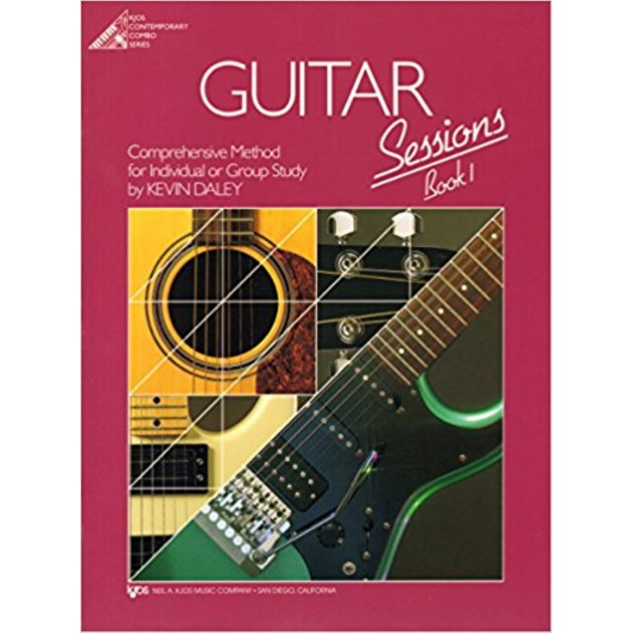 Guitar Sessions Book 1