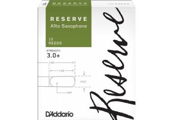 Daddario Reserve Alto Sax Reeds 3.0+ - Alto Saksofon Kamışı