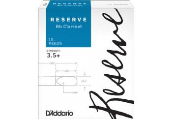DAddario DCR10355 Reserve Clarinet Reeds 3.5+ - Bb Klarnet Kamışı