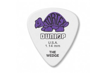 Jim Dunlop Tortex Wedge 1.14mm - 1 Adet
